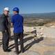 Visita del Director General d'Energia i Mines a pedreres i fàbriques de Catalunya